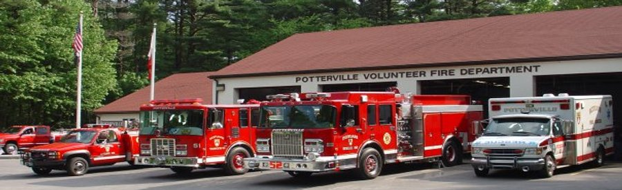 Welcome to Potterville Fire Department